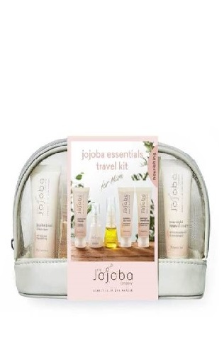 Kit contains CLEANSER - TONER - NOURISH & MOISTURISER