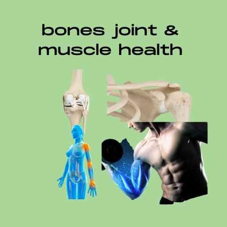 Bones, Joints & Muscle Health